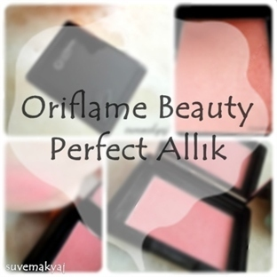 Oriflame Beauty Perfect Allık