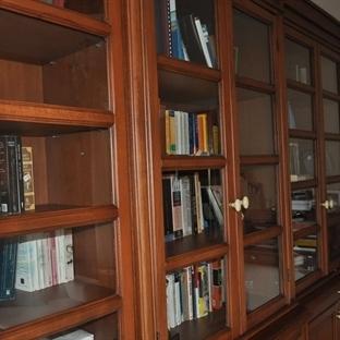 Örnek Çalışma Odası Dizaynı ve Kitaplık Tasnifi