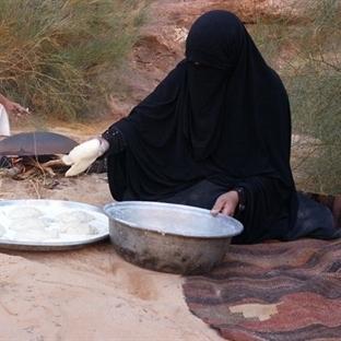 Orta Doğu Çöllerinde Unesco Listesinden Bir Güzel
