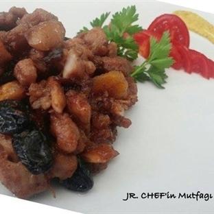 Osmanlı mutfağı TAVUK MUTANCANA