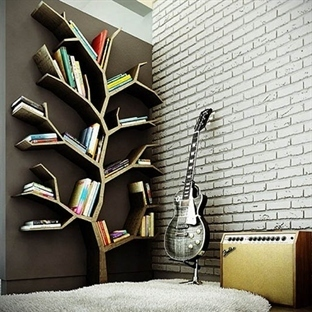 Özel Tasarım Kitaplık Modelleri