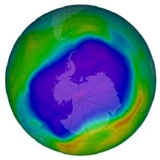 Ozon tabakası artık incelmiyor