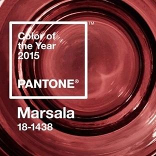 Pantone 2015' in Rengini Açıkladı