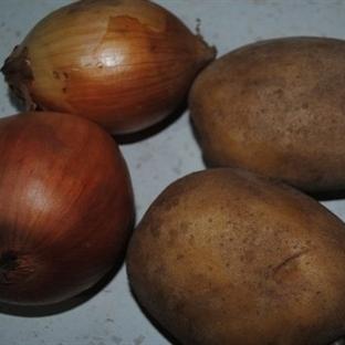 Patates ve soğanın filizlenmemesi için