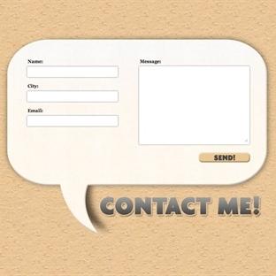 Php ile İletişim Formu
