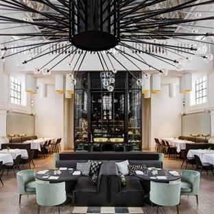 Piet Boon'dan Antwerp'de Jane Restaurant