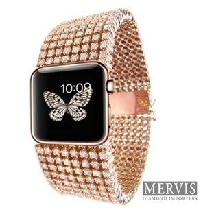 Pırlanta Kaplı Apple Watch Ön Siparişte!