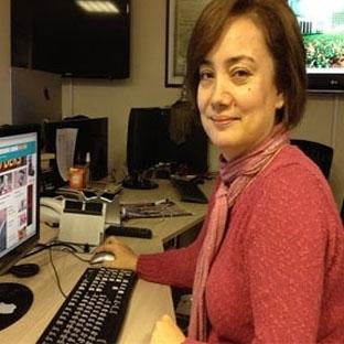 Polisiye Romana Kadın Gazeteci Damgası