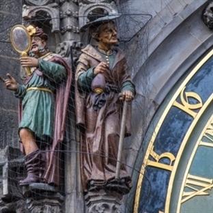 Prag Astronomik saat – Prag Saat Kulesi