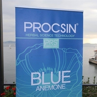 Procsin Lansman ~  Mavi Anemon Serisi Lansmanı