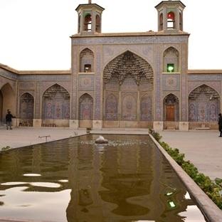 İran, Şiraz Seyahati