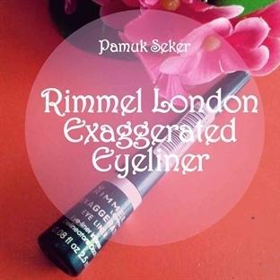 Rimmel London Exaggerated Eyeliner