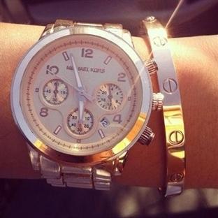 Saat Ve Bileklikler Artık Mükemmel İkili