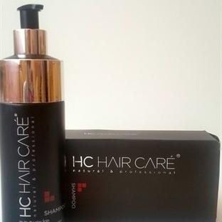Saçlara Ekstra Bakım için Hc Hair Care!