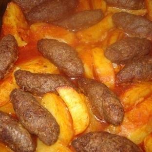 Salçalı Patates Köftesi Tarifi