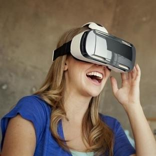 Samsung'un Sanal Gerçeklik Gözlüğü Gear VR, artık