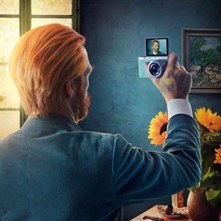 Samsung'un Yeni Reklamı: For Self-Portraits Not Se