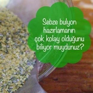 Sebze Bulyon Nasıl Yapılır?