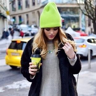 Sokak modasında bere giymenin yolları