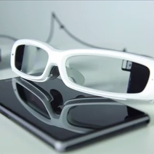 Sony Akıllı Gözlüğünü CES 2015'Te Gösterecek!