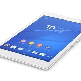 Sony'den üst segmentli bir tablet!