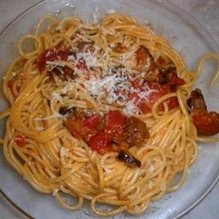 Spaghetti alla Norma Tarifi