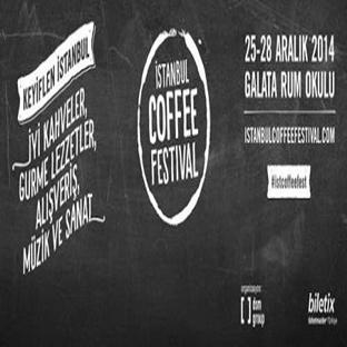 İstanbul Coffee Festival 'e Hazır Mısın?