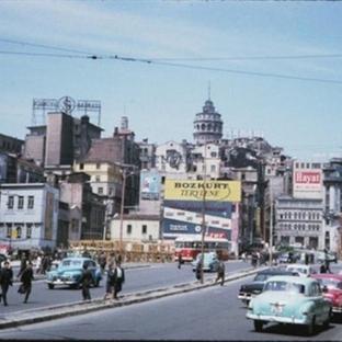 İSTANBUL'UN 1965'TE ÇEKİLMİŞ FOTOĞRAFLARI