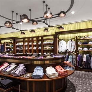 Stefano Tordiglione'den Brooks Brothers Hong Kong