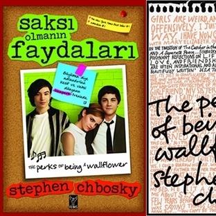 Stephen Chbosky - Saksı Olmanın Faydaları