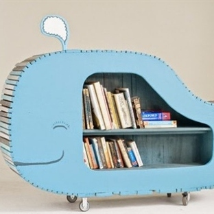 Tasarım Harikası Kitaplık Modelleri