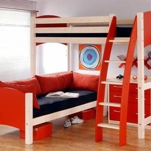 Tematik Çocuk Odası Dekorasyonu