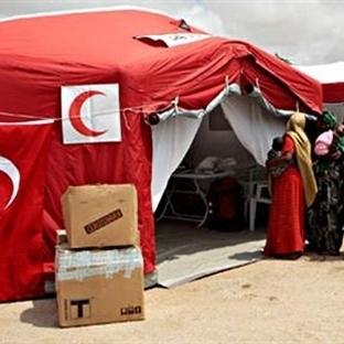 Türkiye insani yardımda dünya birincisi