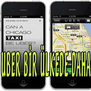 Uber Uygulaması Bir Ülkede Daha Yasaklandı!