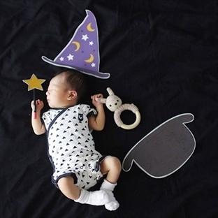 Uyuyan Bebeğin Maceraları