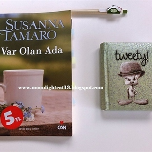 Var Olan Ada - Susanna Tamaro *Güz Okuma Şenliği 2