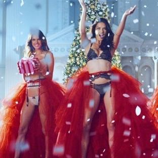 Victoria's Secret Yılbaşı Özel #WhatAngelsWant