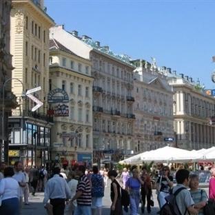 Viyana'da Alışveriş