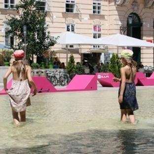 Viyana'da yer alan entresan yerler