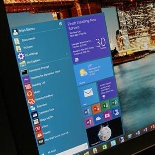 Windows 10'a Yeni Tarayıcı: Spartan