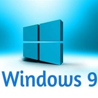 Windows 9 dosyaları kullanıcılar için tehlikeli