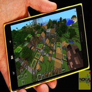 Windows Phone Kullanıcılarına Minecraft Müjdesi!