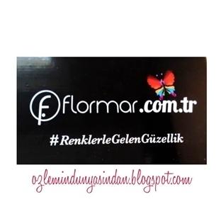 www.flormar.com.tr Alışverişimin Detayları