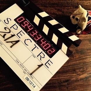 Yeni Bond Filmi: Spectre