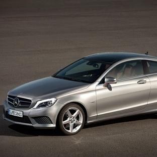 Yeni Mercedes Benz C-Coupe Geliyor!