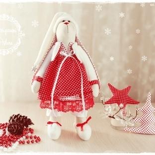 Yeni Yıl Çalışmalarına Devam: Tavşan Ponpon..