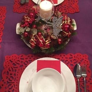 Yenil Masasına Hazırlık/ Preparation For Newyear