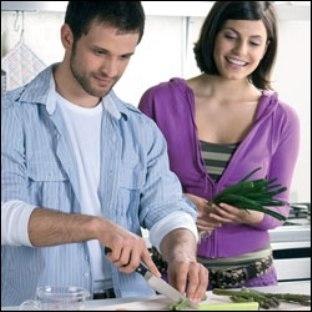 Yiyecekleri Hazırlarken Dikkat!