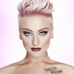 Yuvarlak yüz için kısa saç Modelleri 2015