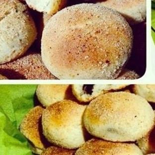 Zeytinli Mini Ekmek